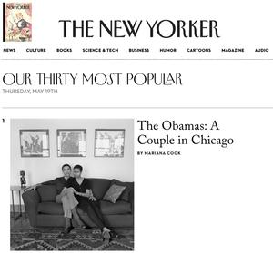 Trending on The New Yorker